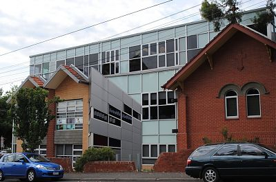 School building Deepdene