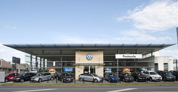 Car showroom Frankston